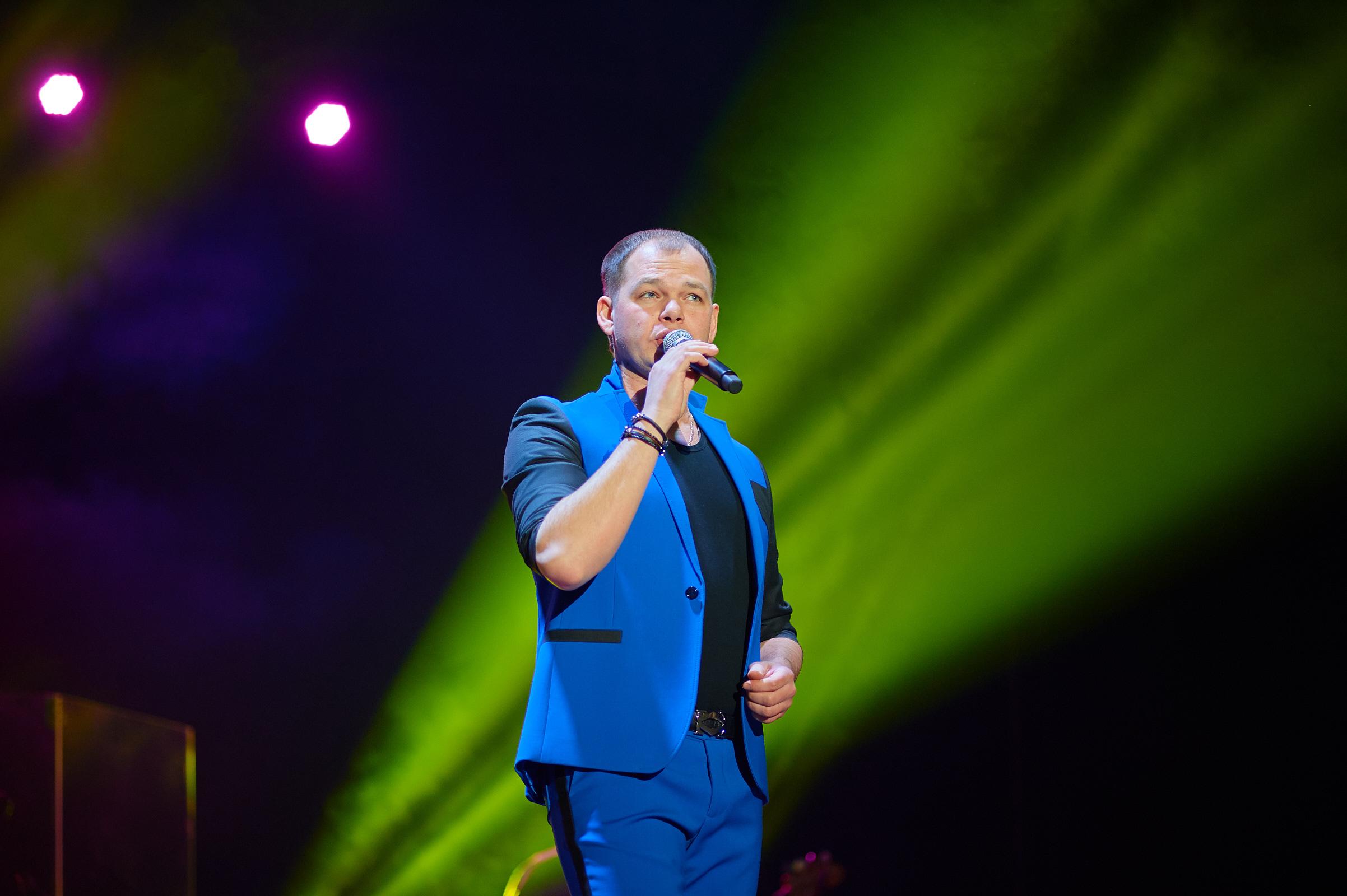 Концерт в Ельце 2016